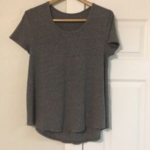 Soft Short Sleeve Basic Tee